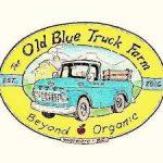 Old Blue Farm Truck